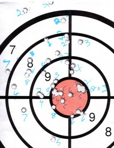 Meryl's target at the end of the day