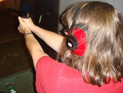 Meryl shooting